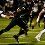 Class 5A football playoffs: Pomona rolls over Eaglecrest, 49-19, for semifinal berth against Cherry Creek 6