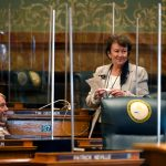 PHOTOS: Several Republicans maskless during COVID-19 special session at Colorado Capitol 5