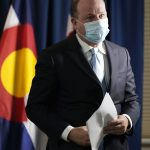 Colorado governor tests positive for coronavirus 8