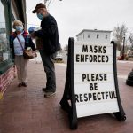 Oregon, New Mexico order lockdowns as other states resist 6