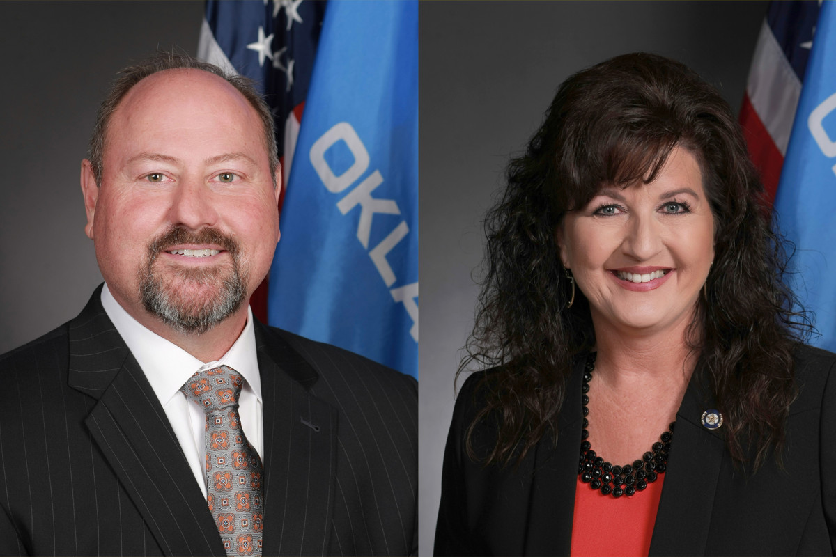 Two Oklahoma state representatives test positive for COVID-19 1
