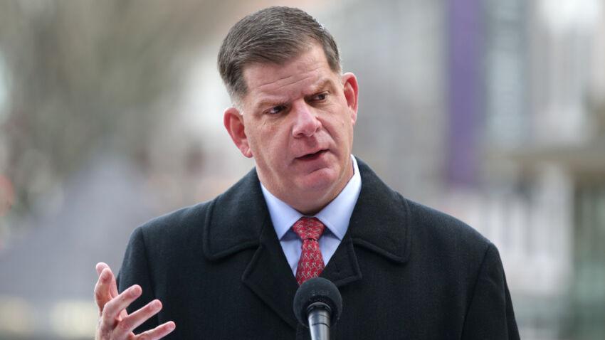 Watch: Mayor Walsh's coronavirus update 1