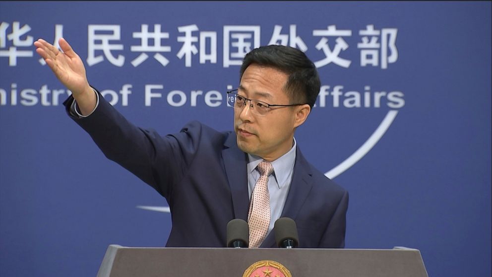 China lashes out at US withdrawal from open skies treaty 1