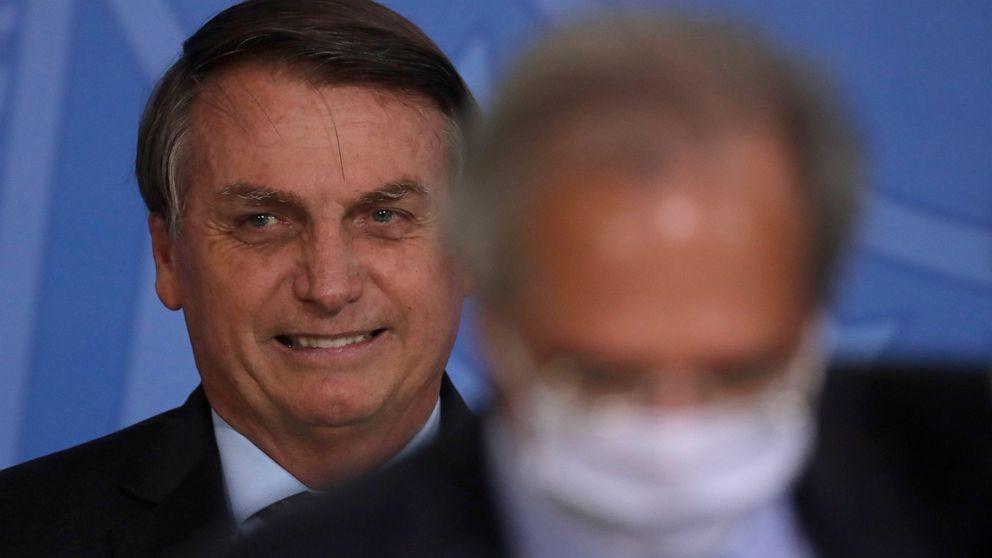Brazil's president rejects COVID-19 shot, calls masks taboo 1