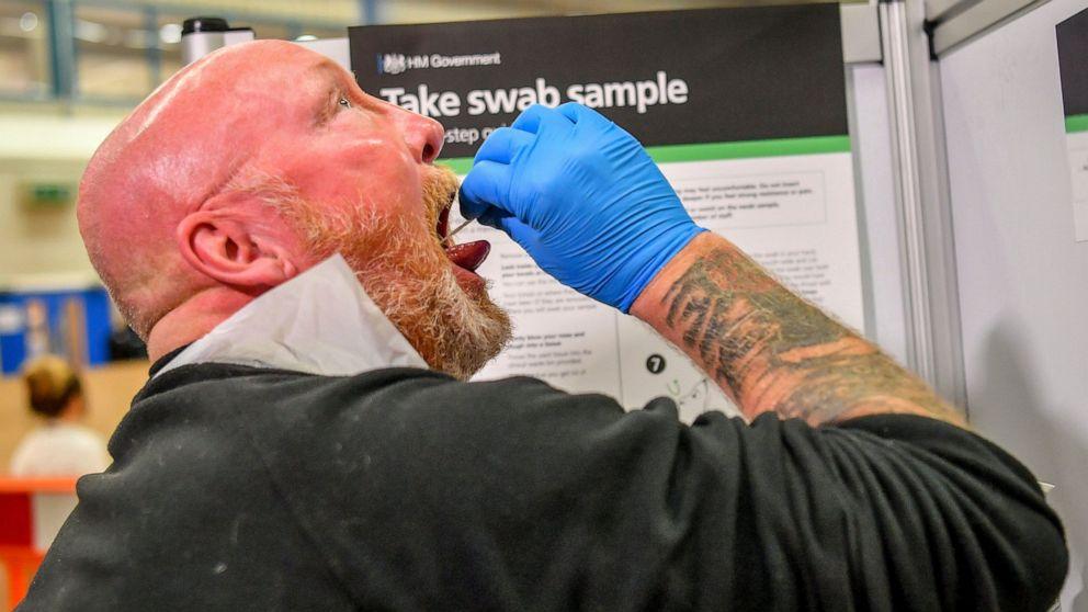 UK leader to end England's coronavirus lockdown on Dec. 2 1