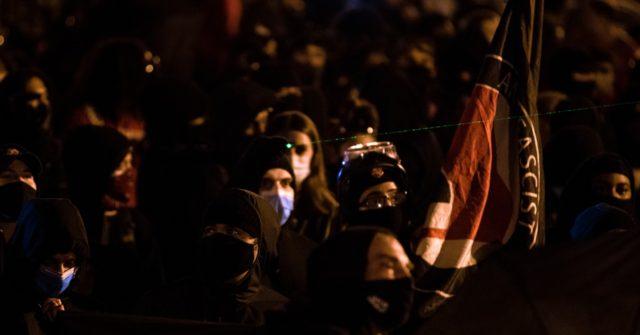 Antifa Protesters in Denver: 'No Borders. No Walls. No U.S.A. at All!' 1