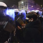 Poland protests continue over abortion ruling, police violence 8