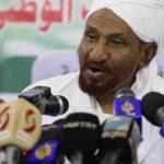 Sudan's Former Prime Minister Sadiq Al-Mahdi Dies Of COVID-19 7