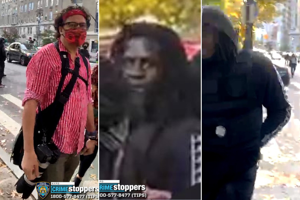 BLM protester turns himself in for alleged assault, robbery attempt in NYC 1