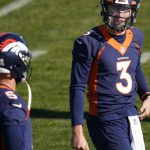 AP sources: NFL DQs Broncos QBs for not wearing masks 5