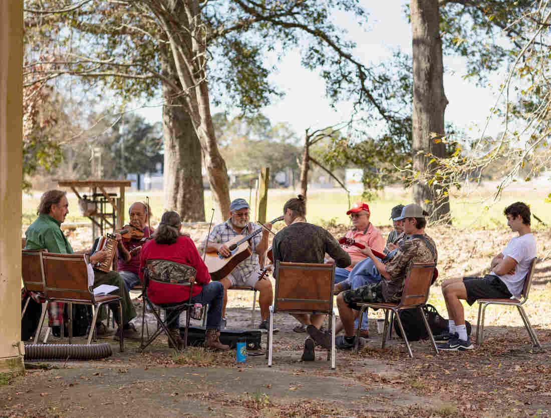 COVID-19 Hits Hard For South Louisiana's Cajun Musicians 1