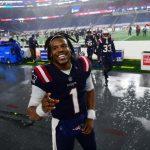 Cam Newton Sets New NFL Record As Patriots Upset Ravens on Sunday Night Football 5