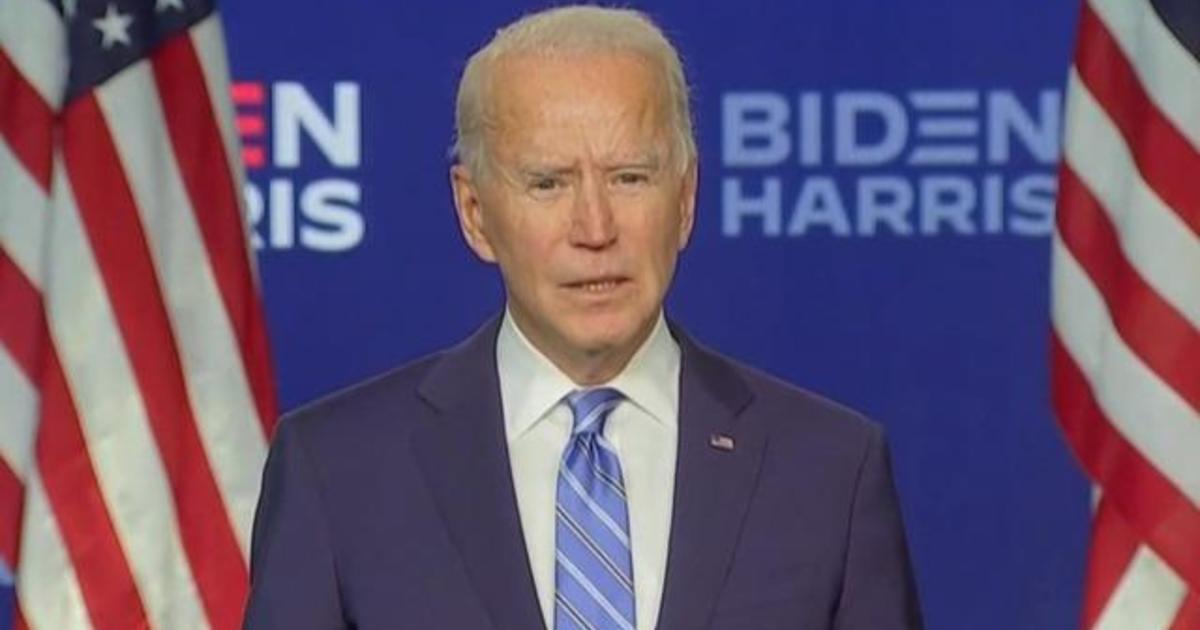 Eye Opener: Joe Biden leads President Trump in electoral, popular votes 1