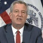New York City mayor announces public elementary schools to begin reopening 8