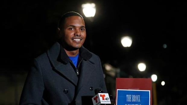 Ritchie Torres becomes first openly gay Black member of Congress 1