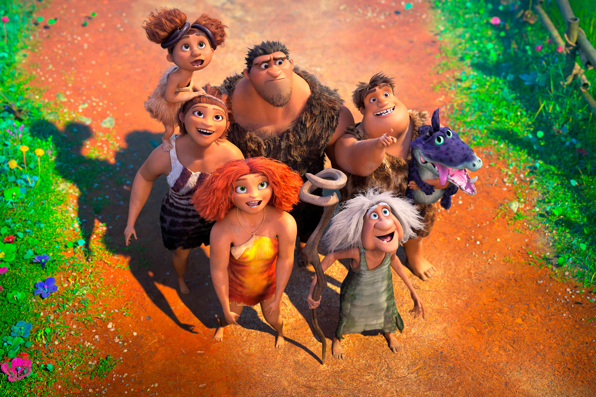 Universal's 'The Croods' has $2M box office debut amid pandemic 1