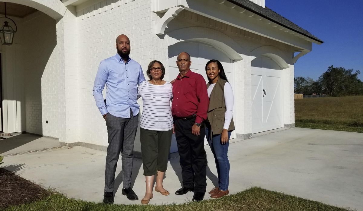 After surviving 2 hurricanes, COVID-19, a family is blessed 1