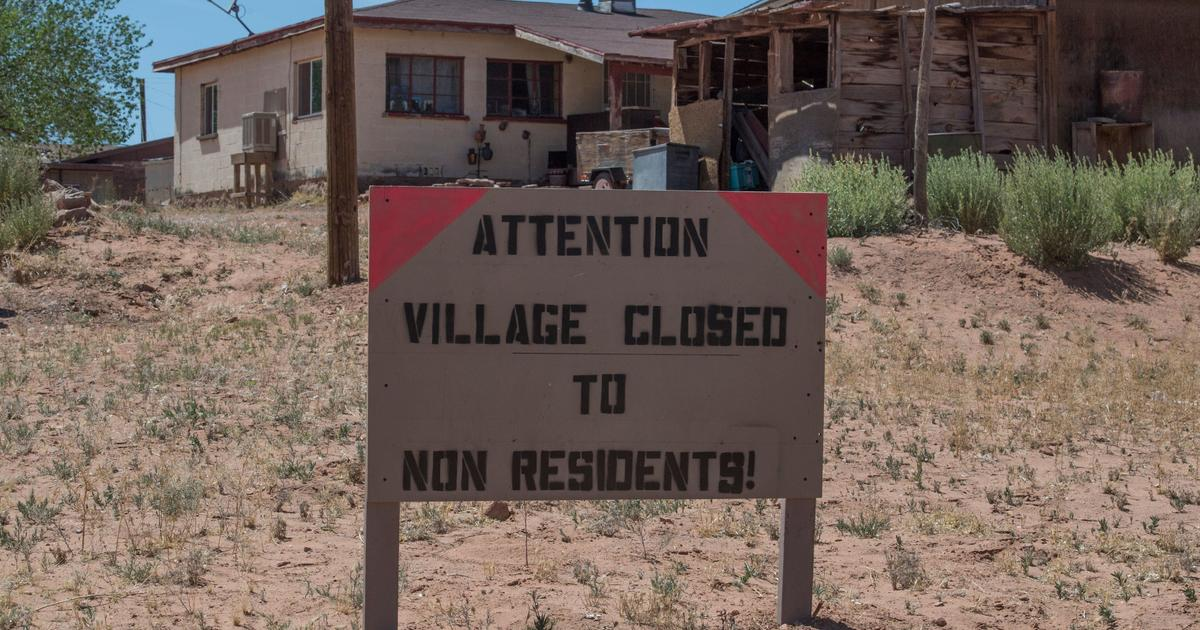 Navajo Nation's kids try to adjust as pandemic closes schools 1