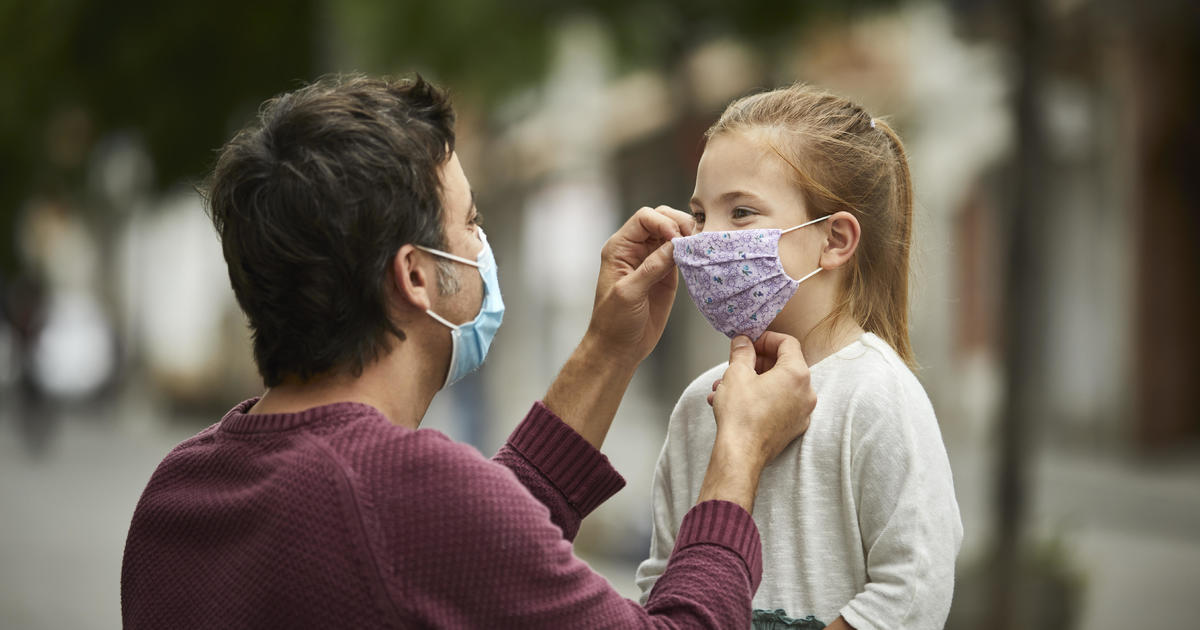 CDC says face masks can protect wearers — not just others 1