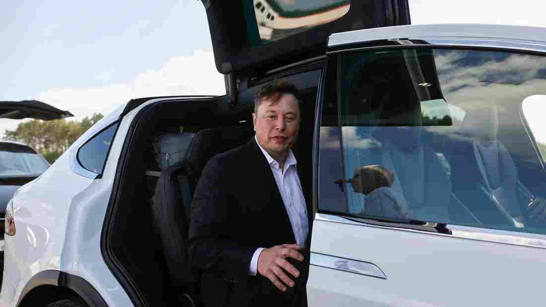 Elon Musk Tests Positive And Negative For Coronavirus, Awaiting Confirmation 1