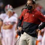 Nick Saban tests positive for COVID-19 again 8