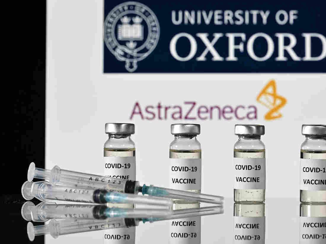 U.K. Coronavirus Trial Promises 'Highly Effective' New Vaccine 1