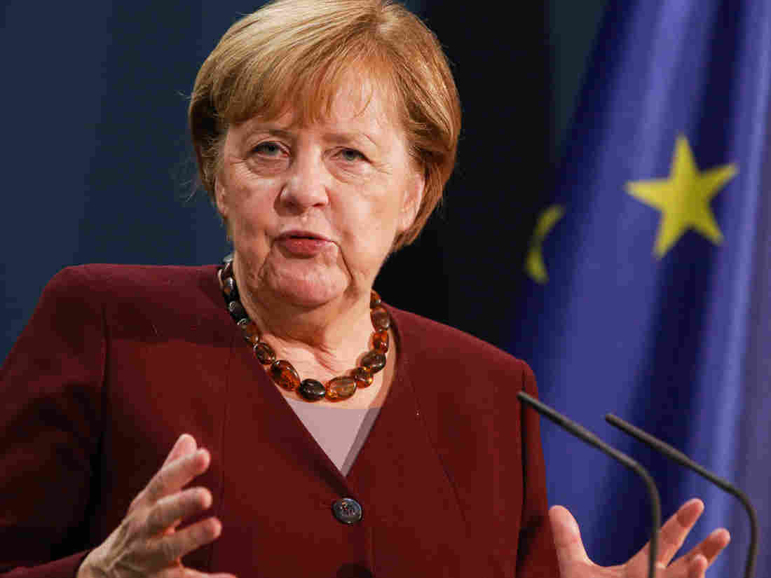Angela Merkel Raises Concern Over Coronavirus Vaccine Plan For Poorer Countries 1