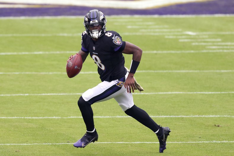 Does Lamar Jackson Have Coronavirus? QB Latest Ravens Player to Test Positive 1