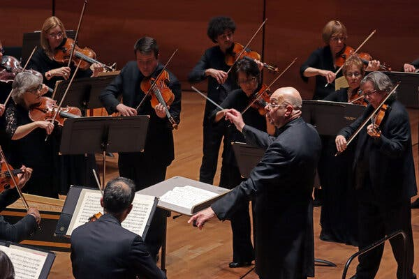10 Classical Concerts to Stream in December 1