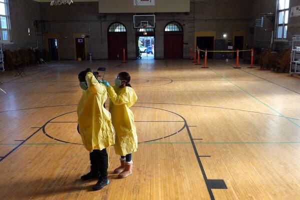 Virus Cases Reach New Highs in U.S., Prompting Talk of More Lockdowns 1