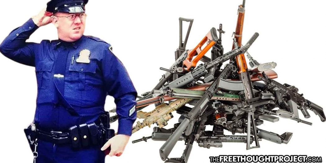 """Hundreds of Police Firearms and Confiscated Guns Have """"Gone Missing"""" from Sheriff's Office 1"""