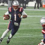 Patriots use ground game to upset Ravens on SNF 6