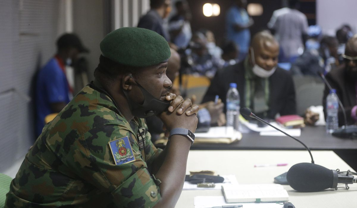 Nigerian soldiers had live ammo during deadly protest 1