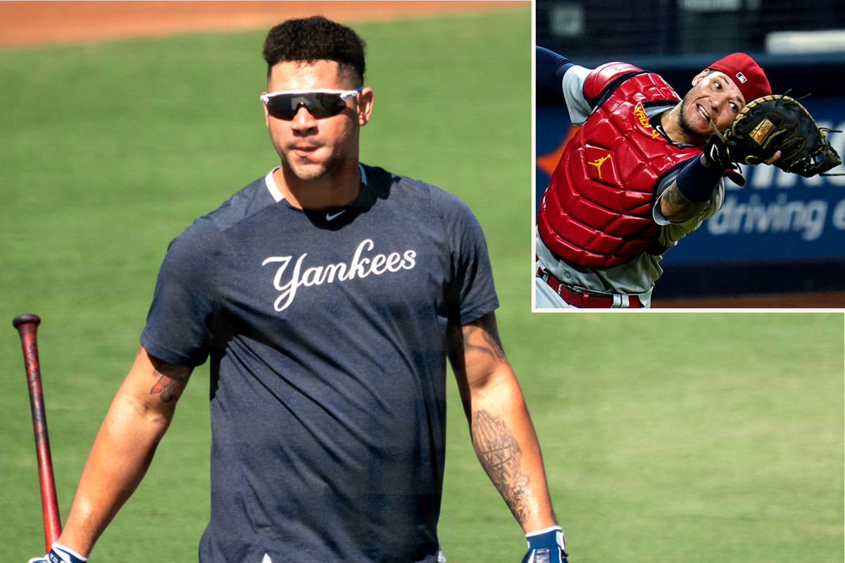Yankees open to Gary Sanchez trade as they mull other options 1