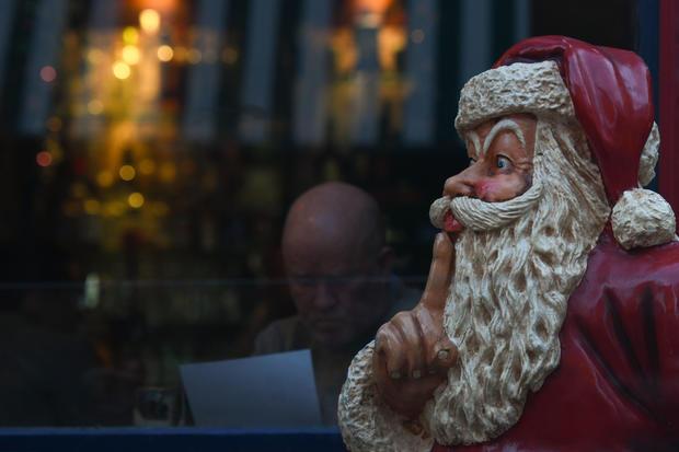 """Ireland declares Santa's work """"essential"""" so he can dodge quarantine 1"""