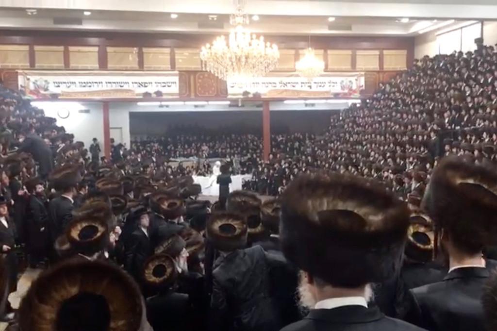 Orthodox Jewish sect nixes NYC dinner celebrating Nazi escape over COVID-19 backlash 1