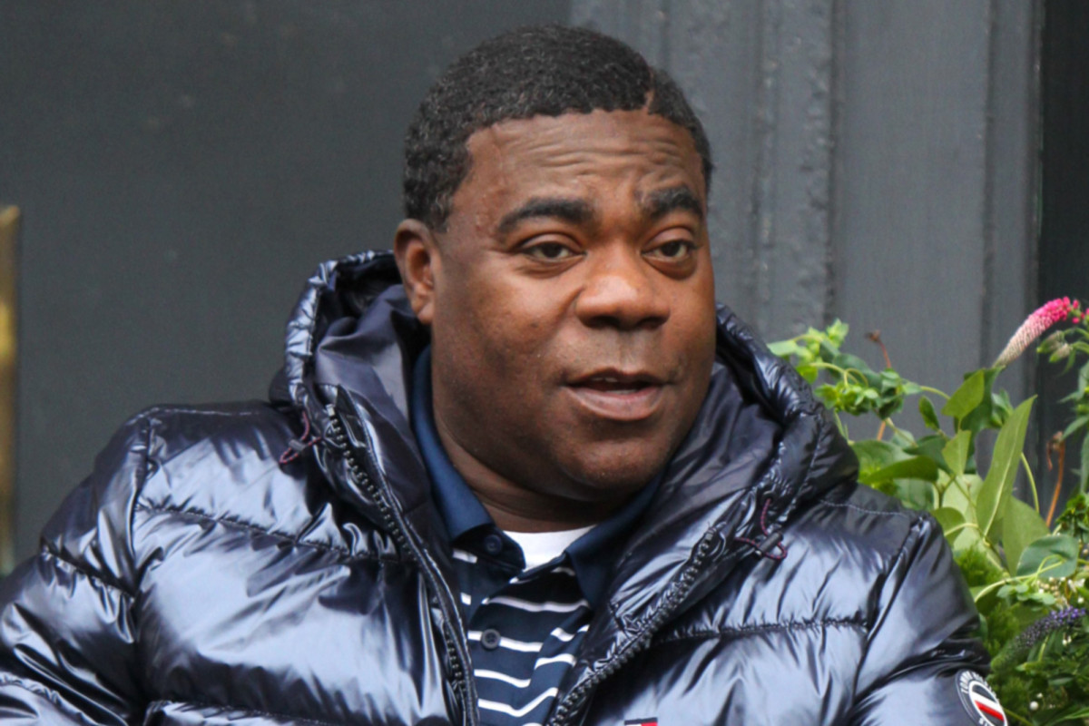 Tracy Morgan surprises community center opening in old Brooklyn 'hood 1