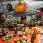 US troops get 'grab-and-go' Thanksgiving meals amid COVID-19 concerns 8