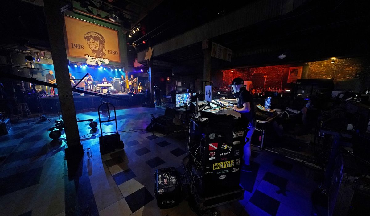 COVID-19: 'The Bitter End' for nation's live music venues? 1
