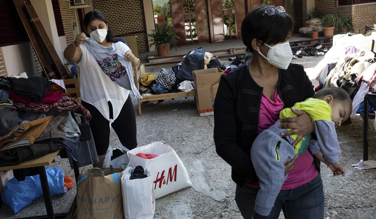 In Spain, coronavirus puts the poor at the back of the line 1