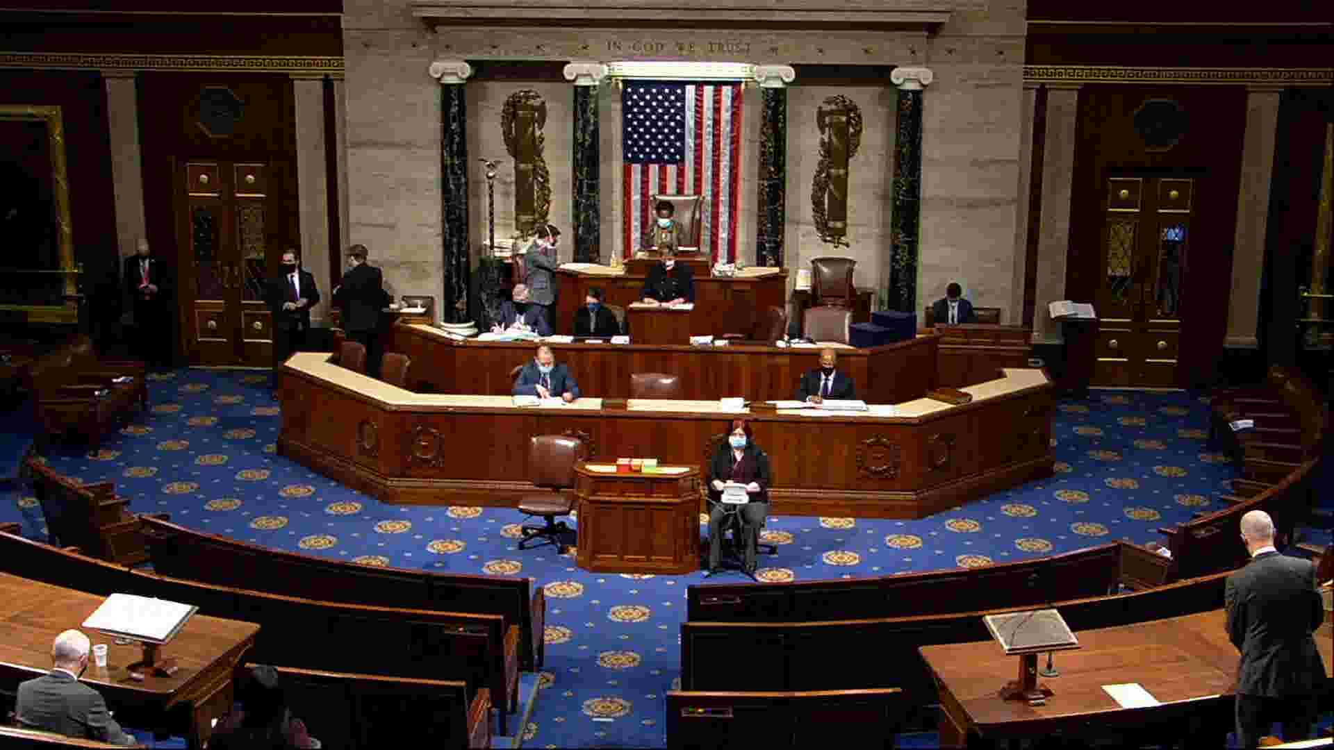 House votes to boost COVID-19 relief funds 1