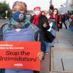 Nurses at New Rochelle hospital strike amid COVID-19 surge 7
