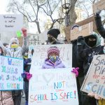 NYC parents protest virtual classes for older kids as K-5 students set to return 5