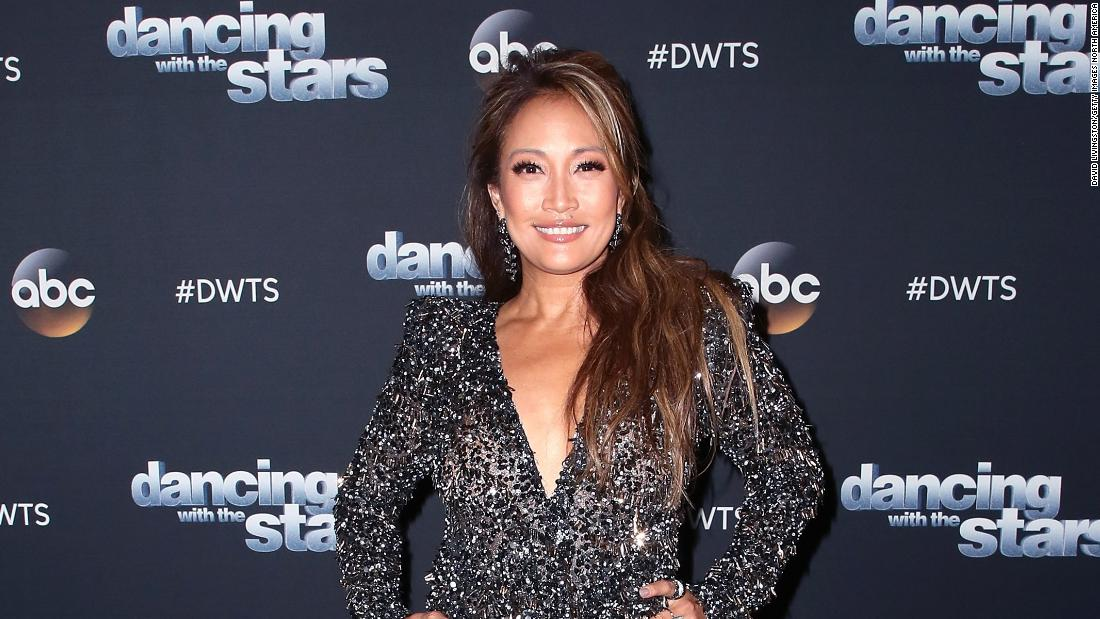 'Dancing with the Stars' judge Carrie Ann Inaba says she has Covid-19 1