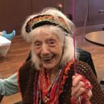 She's 102. She lived through the 1918 flu and now she's beat coronavirus — twice 6