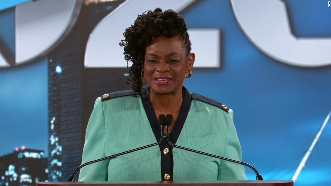 Wisconsin Rep. Gwen Moore tests positive for Covid-19 1