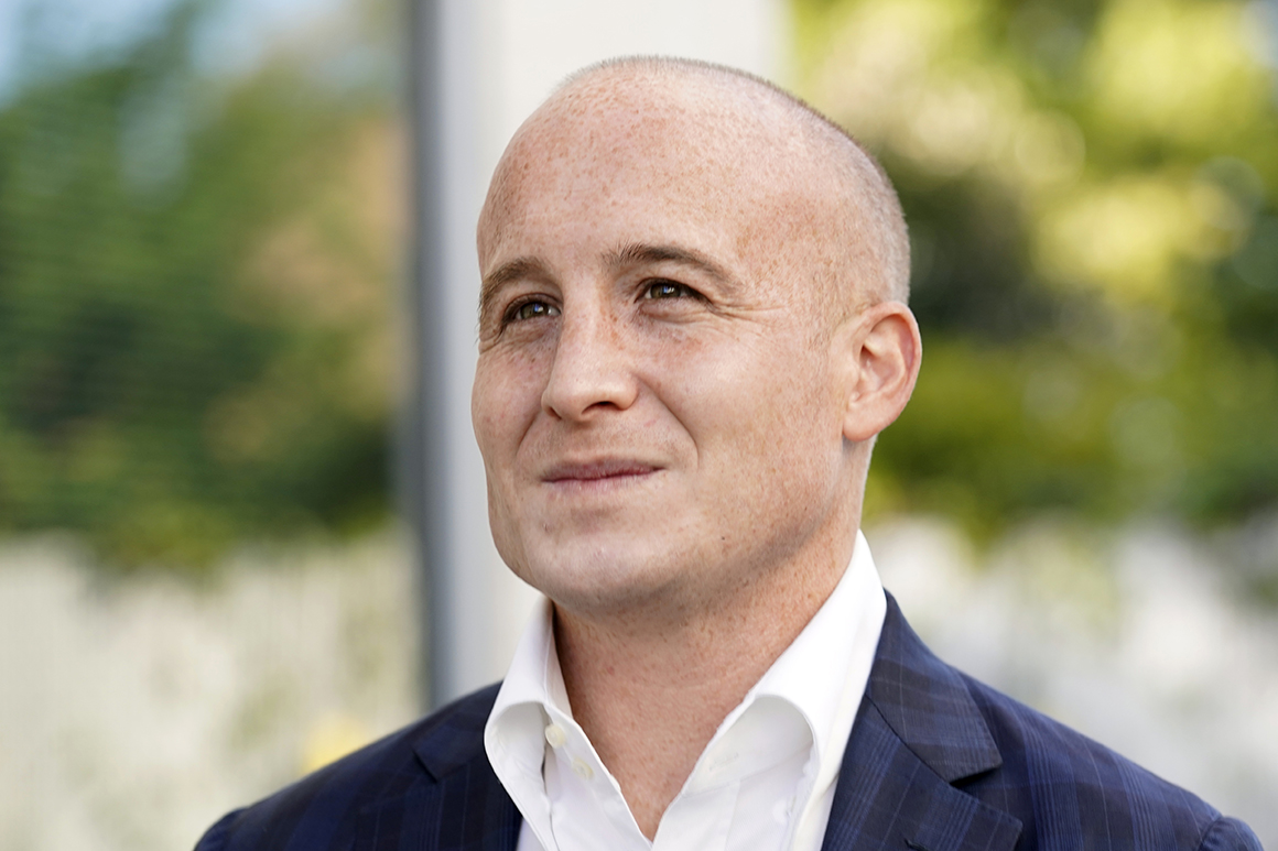 Max Rose opens mayoral campaign account 1