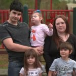 A young family faces financial ruin trying to protect their baby from Covid-19 8