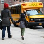 New York City elementary students are back in schools. But older students will have to wait 3
