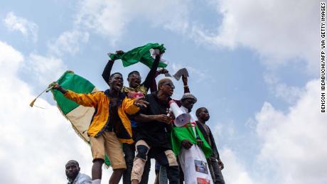Alicia Keys, Greta Thunberg and others urge Nigeria to free protesters 1